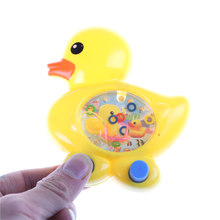 1pcs Kids Children Classic Intellectual Toys Funny Water Machine Water Ferrule Game Consoles(China)