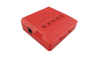 Image 4 - New aircraft 5PCS lithium battery shells and 5 in 1 charger for SYMA X5UW X5UC remote control helicopter battery accessories