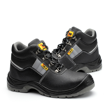 AC13005 Lightweight Safety Shoes For Men Work Steel Toe Boots Shoe Tip Stainless Man Air-permeable