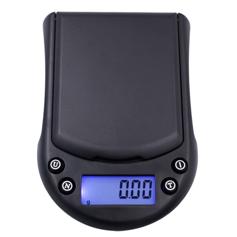 mini 200g 0.01g pocket scale kitchen jewelry scale weight weighing digital LCD display with backlight 10%off