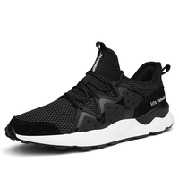 Joomra Lifestyle Running Shoes for Men Trainers Non-slip Bottom Mesh High quality Sneakers Shoes Men zapatos para correr 1