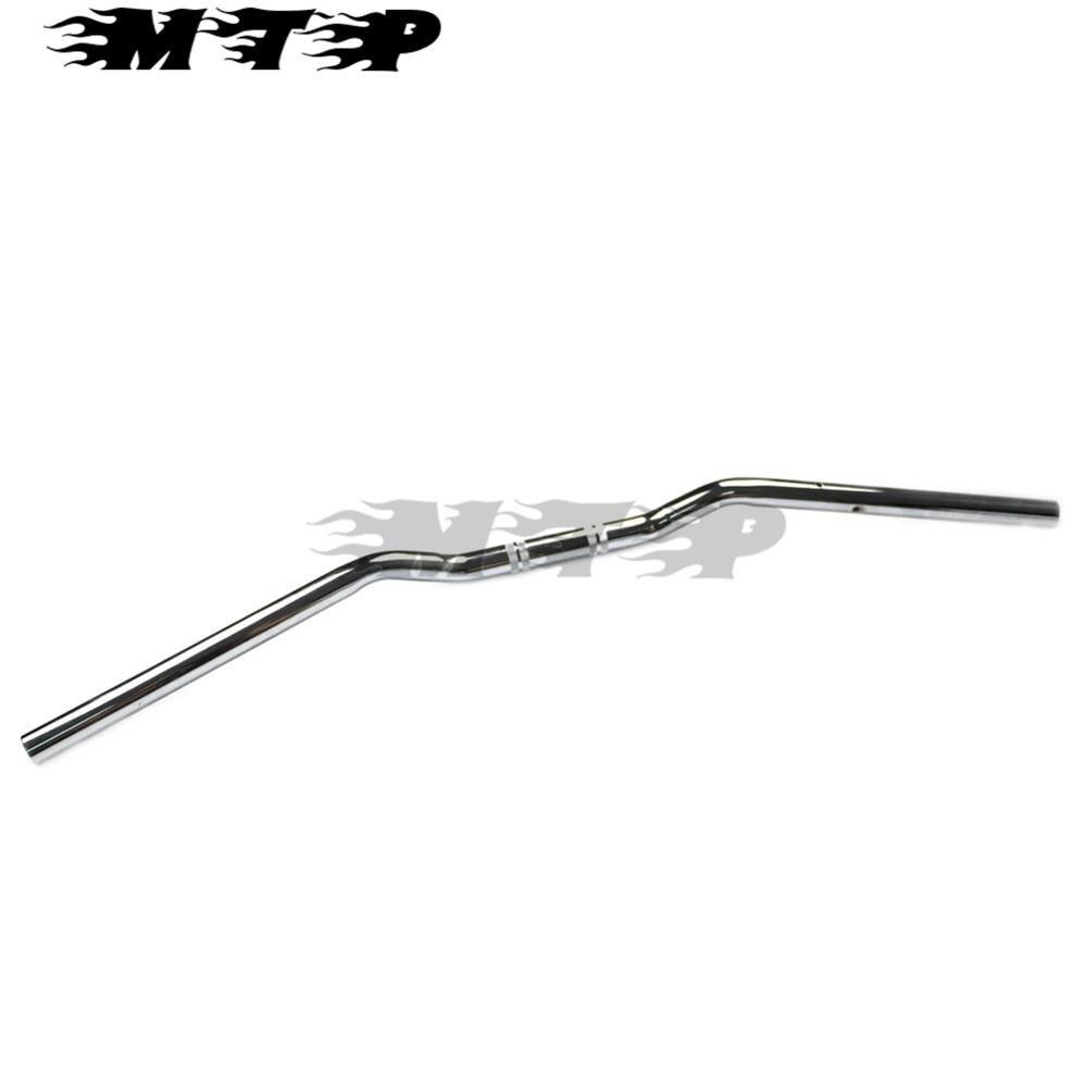 Motorcycle Drag Handle Bar Handlebar Steering Wheel For Ducati Monster 400 600 620 Diavel Titanium Carbon