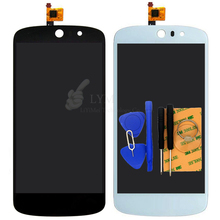 Black White LCD+TP for Acer Liquid Z530 5.0″ LCD Display+Touch Screen Digitizer Assembly Replacement Parts Free Shipping+Tools