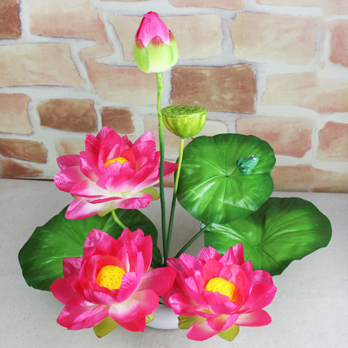 Купить цветы лотоса искусственный как купить цветы в эквадоре оптом розу