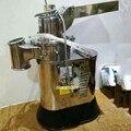 1-50 кг/ч электрическая автоматическая шлифовальная машина водяное охлаждение непрерывное питание травяная медицина шлифовальный станок 2200...
