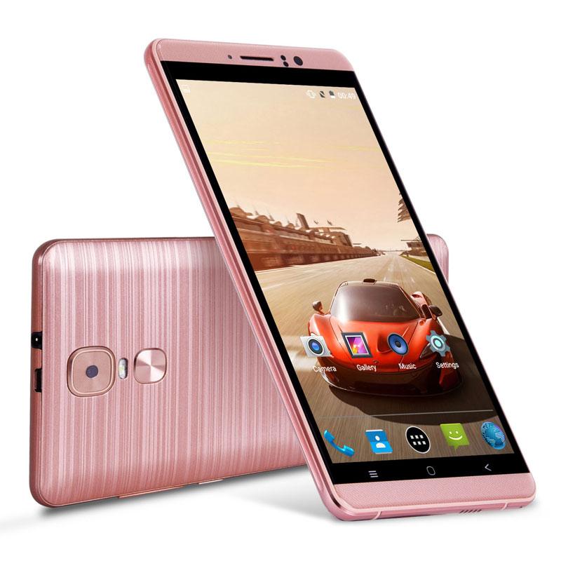 XGODY Smartphone 6.0 pouces Quad Core double cartes SIM 1 GB RAM + 8 GB ROM Android 5.1 MTK6580 WCDMA 3G téléphones portables débloqués - 4
