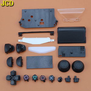 Image 3 - JCD Gamepad Controller Full Shell and Buttons Mod Kit For DualShock PlayStation 4 PS4 Controller Handle Housing Case Cover