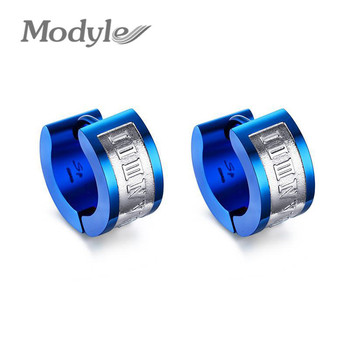 Modyle Blue Statement Earrings for Men Women Stainless Steel Punk Earrings Jewelry.jpg 350x350 - Modyle Blue Statement Earrings for Men Women Stainless Steel Punk Earrings Jewelry