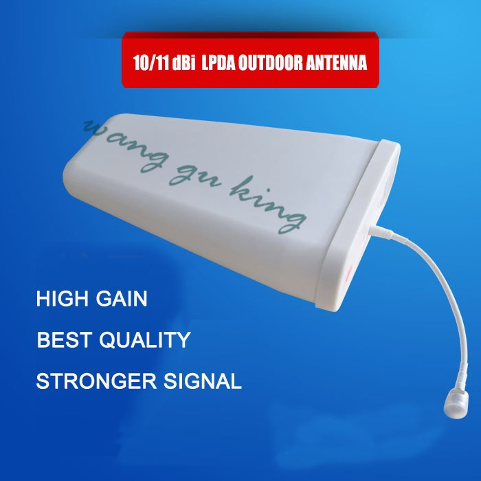 log periodic antenna outdoor directional antenna Frequency 800-2500MHz for wifi Cell phone booster repeater gsm outdoor antenna
