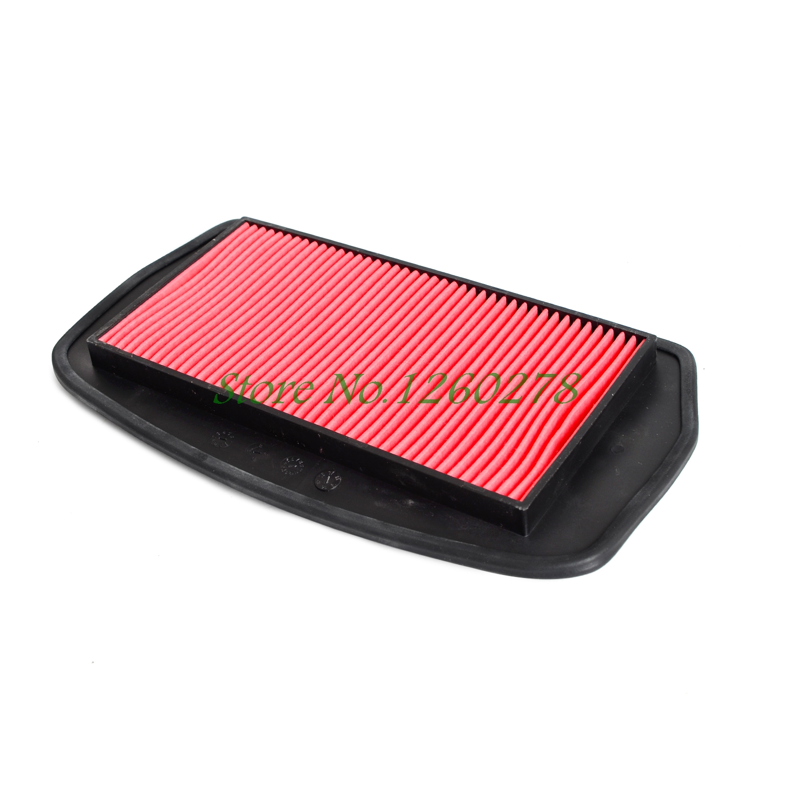Air Cleaner Intake Filter Element For YAMAHA FZ6 600 S/N 2004 2005 2006 2007 2008 2009 2 ...