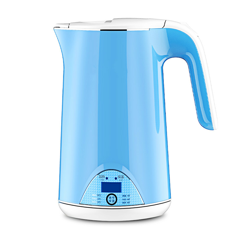 все цены на thermoelectric kettle kettles thermoelectric are household stainless steel 304 food grade 1.7L Overheat Protection