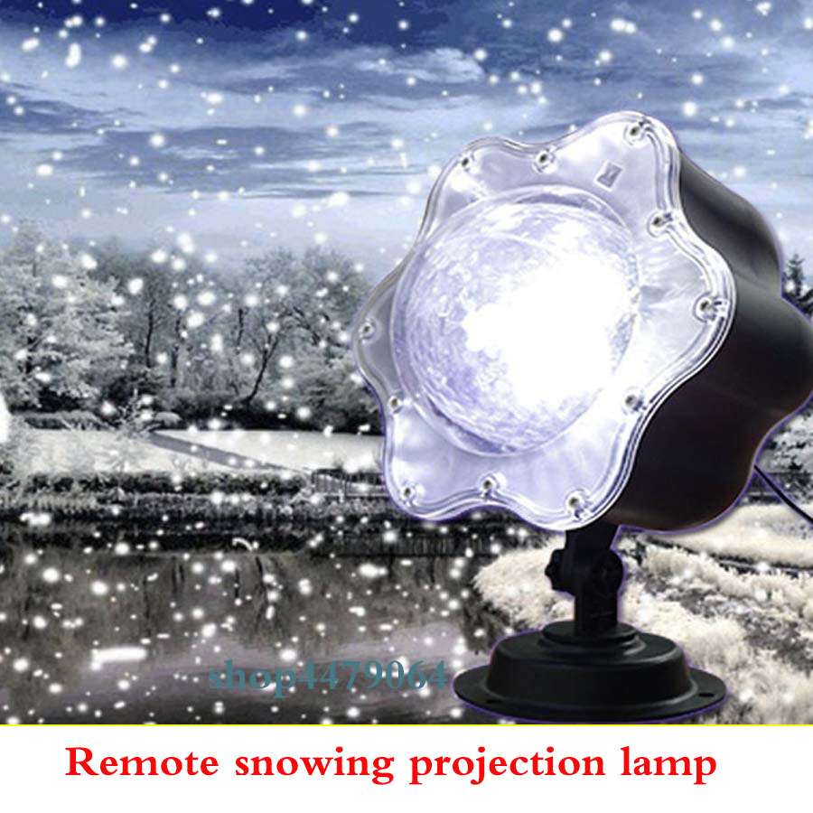 Led snow projection lamp outdoor decoration Christmas insert snow projection lamp lawn laser stage lightLed snow projection lamp outdoor decoration Christmas insert snow projection lamp lawn laser stage light