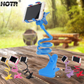 HOTR Universal Long Arm Lazy Stand Mobile Phone Holder For iphone 5 6 7 7 plus Bed Tablet Car Clip Bracket For Samsung Xiaomi