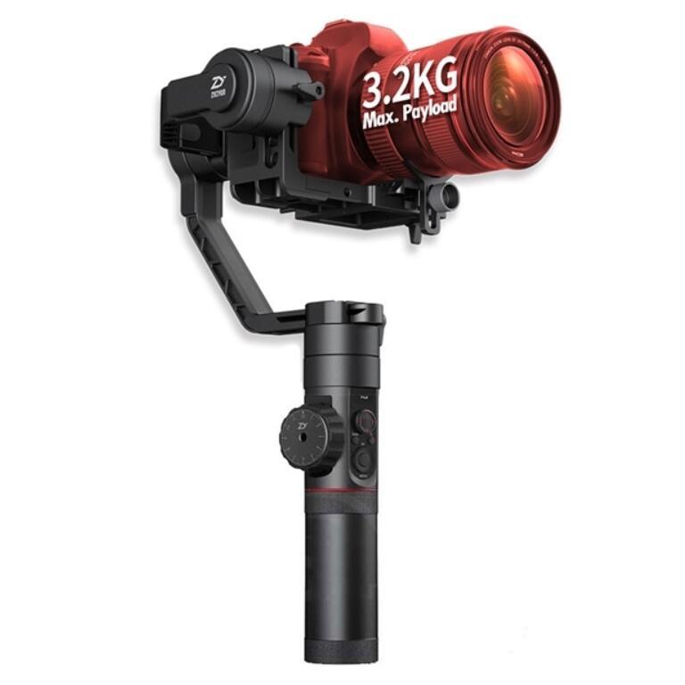 Zhiyun Crane 2 Follow Focus 360 Endless Camera Gimbal for SONY ILCE Series Panasonic LUMIX Series DSLR and Mirrorless Camera