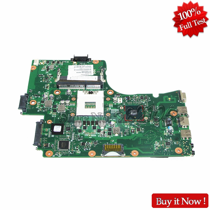 NOKOTION V000225000 MOTHERBOARD FOR TOSHIBA SATELLITE C655 LAPTOP MAINBOARD 6050A2355202 HM55 PGA989 DDR3 Fully tested hot selling k72ju k72jt laptop motherboard for x72j mainboard hd6370m rev2 0 512m ddr3 216 0774211 fully tested 100% s 6