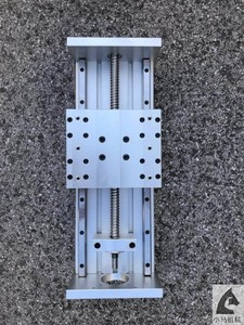 Image 5 - CNC Z ציר מפעיל 200mm נסיעות CNC נתב מפעיל, 3D מדפסת עם 1605 סוג פיר