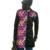 Camisa de los hombres remiendo de la manera africana diseño slim fit camisetas de manga larga ropa ropa de encargo del sastre de áfrica dashiki africano de impresión