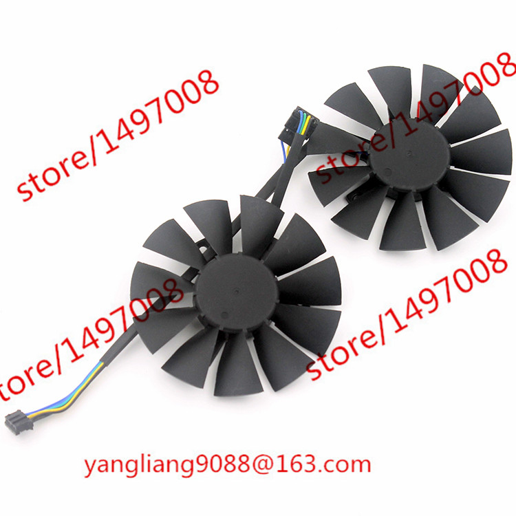 Emacro   EVERFLOW T128010SH DC 12V 0.25AMP  Server Round Cooling fan
