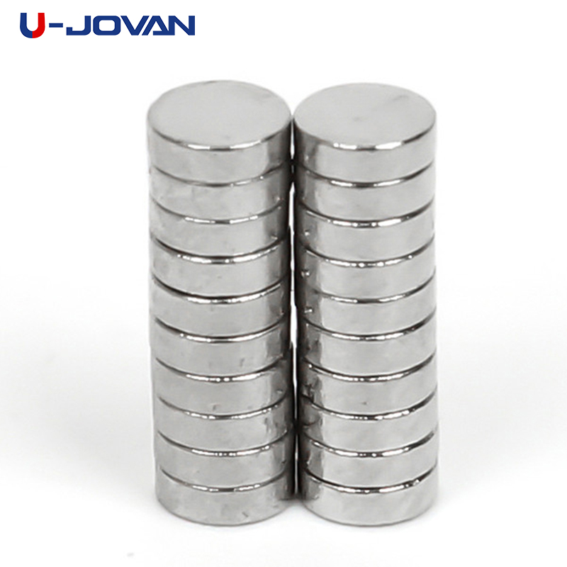 100Pcs Strong N35 Neodymium Magnets Rare Earth Round Disc Fridge Craft 4x1mm