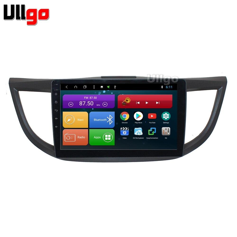 10 inc Octa Núcleo Android 8.1 GPS Carro DVD para Honda CRV CR-V 2012 + Autoradio GPS Do Carro Unidade de Cabeça com Rádio RDS BT Wifi Espelho-link