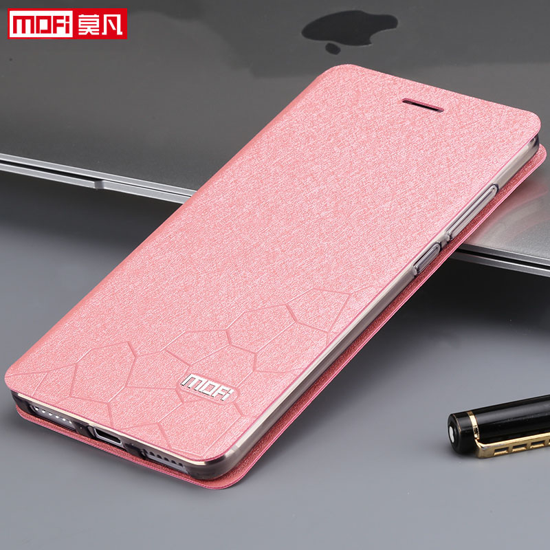 Image 4 - xiaomi redmi note 4 global version case book flip luxury leather silicone funda mofi phone case xiaomi redmi note 4 global cover-in Flip Cases from Cellphones & Telecommunications