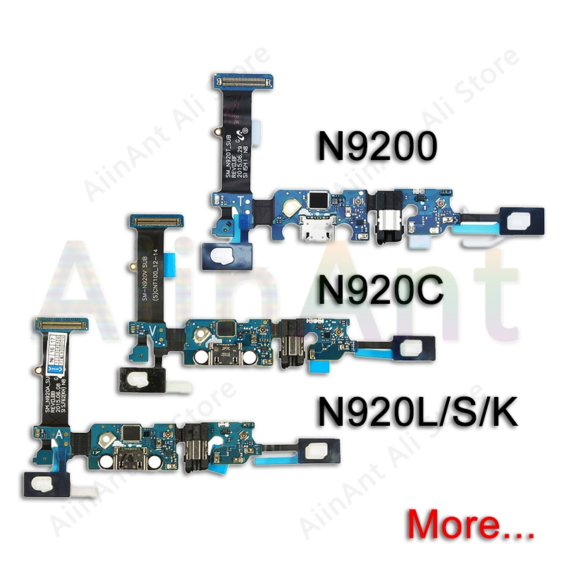 Charger USB DATE Port Dock Charging Flex Cable For Samsung Galaxy Note 5 N9200 N920C N920G N920L N920s N920K N920i N920V N920F