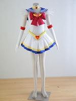 Sailor Moon Super Princess Sailor Moon Tsukino Usagi Make Up Suits Halloween Anime Cosplay Costume