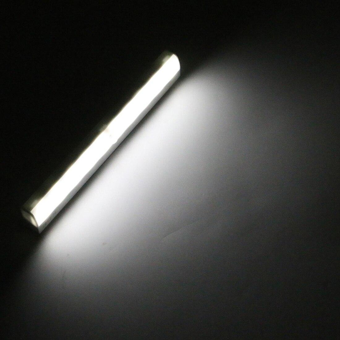 Motion Sensor Night Light Portable Sensitive Closet Wall LED Lights Battery Powered Wireless Cabinet IR Infrared Motion Detector