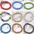 NEWEST TOP Quality FASHION Shambhala jewelry For Women Handmade shangrila Bracelet (20 balls) Free Shipping 10 Colors Wholesale