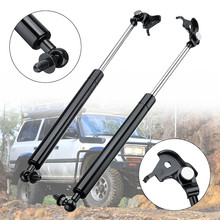 Pair Steel 47cm Front Bonnet Hood Gas Struts Support for Toyota Land Cruiser 80 Series 90-97 Direct Fit Replacement Lift Support