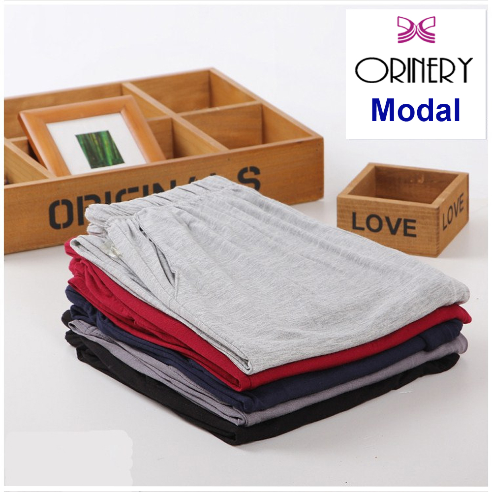 Modal Material Men Sleep Lounge  Modal Pants Sleep Pants Pijama Hombre Pajamas Pants Men's Lounge Pants Plus Size
