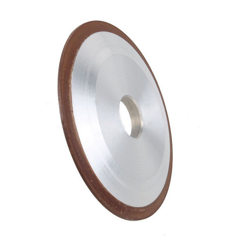 4 150 Grit Resin Diamond Grinding Wheel Grinding Disc for Abrasive Power Tools Saw Blade 100*20*5mm