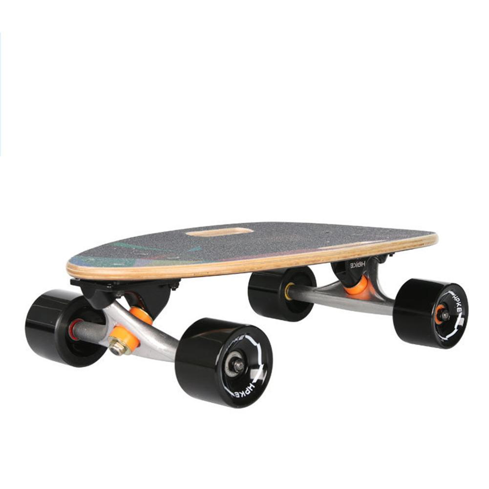 Высокое качество Портативный скейтборд Road взрослых детей четыре колеса мини Скейтборд клена Крейсер Скейтборд Полный Палуба
