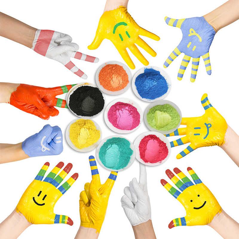 10g 50g Tipo 4003 pigmento perla polvo saludable Mineral Mica polvo DIY tinte colorante, uso para manualidades de jabón automotriz