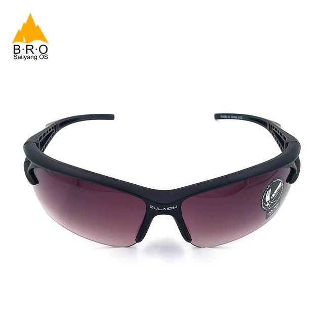 2018 bro quente ciclismo óculos à prova de explosão das mulheres dos homens esportes ao ar livre óculos de bicicleta óculos de sol 4