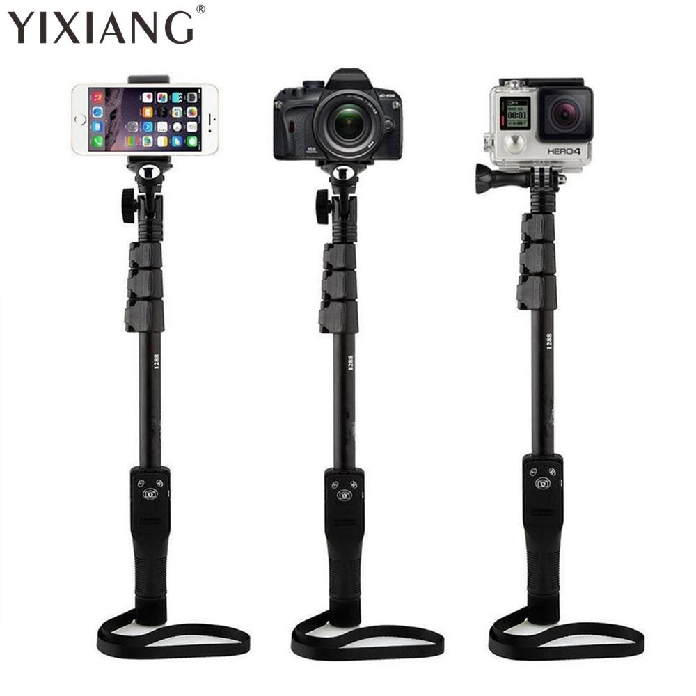 """""""YIXIANG YT1288"""" """"selfie"""" lazdos, nešiojamos vienspalviai + - Fotoaparatas ir nuotrauka - Nuotrauka 1"""