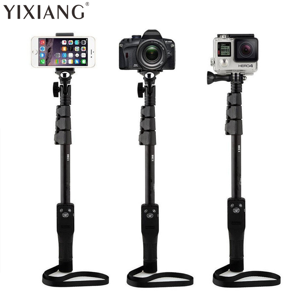 YIXIANG YT1288 Selfie מקלות כף יד חדרגל + מחזיק - מצלמה ותצלום
