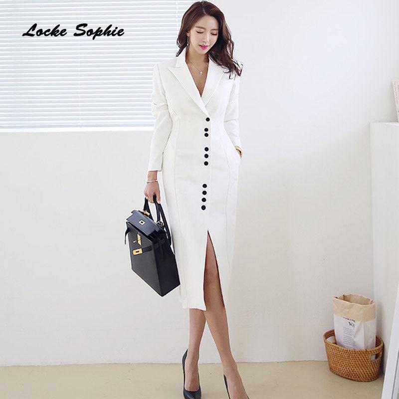 1 pcs taille Haute Dames Plus La taille Sexy partie robes 2019 Printemps coton mélange Épissage Unique Poitrine Robe de femmes maigre Robe