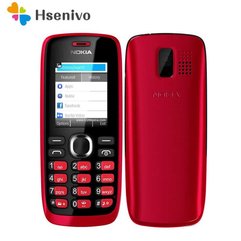 for Nokia 112 N112 1120 battery cover Full housing+Keypad+