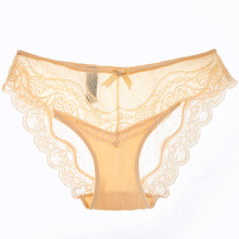 Lace Cheeky Panties For Girls