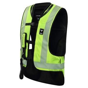 Image 3 - DUHAN รถจักรยานยนต์ กระเป๋าเสื้อกั๊ก Moto Racing Professional Air Bag Motocross ป้องกันถุงลมนิรภัยเกียร์