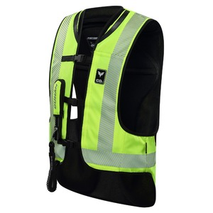 Image 3 - DUHAN Motorcycle Air bag Vest Moto Racing Professional Advanced Air Bag System Motocross Protective Airbag Gear
