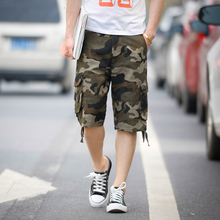 SexeMara 2017 NEW Arrival Men s Shorts Camouflage Shorts Military Army Field Spring Summer Shorts K991