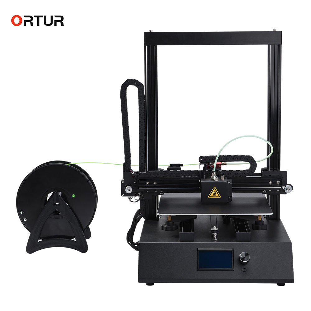 Ortur4 Stampante 3d Nouvelle Génération Haute Vitesse Linéaire glissière de guidage Impressora 3D Impression Vitesse Normale 100-150mm/s 3d Drucker