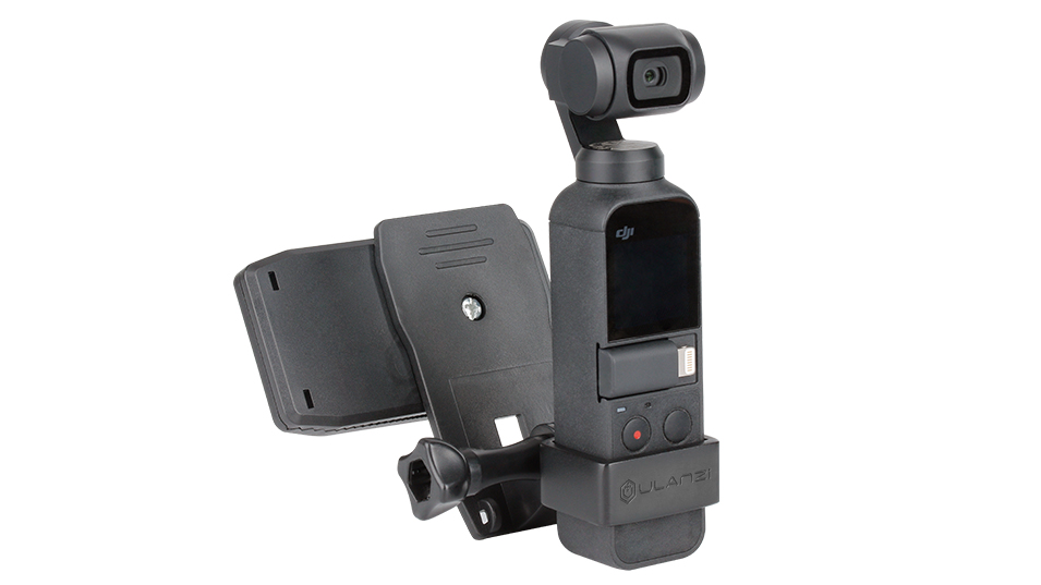 Ulanzi OP3 Handheld Gimbal Holder Mount Accessories for Dji Osmo Pocket Extendsion Adapter 12