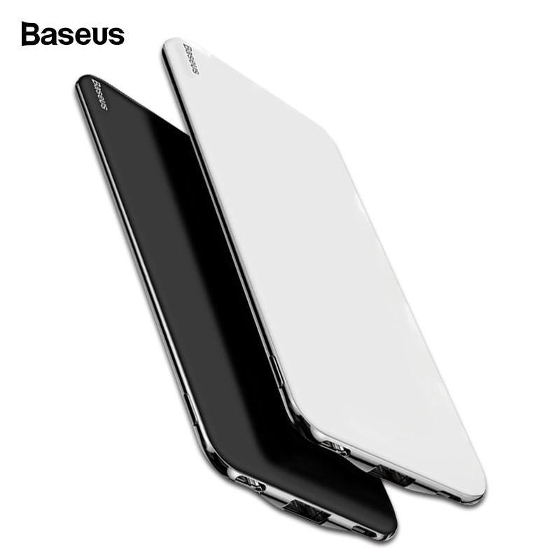 Baseus 10000 mah Power Bank Für iPhone Tabletten Dual Ausgänge USB C PD Schnelle Aufladen Power Externe Batterie Ladegerät Poverbank