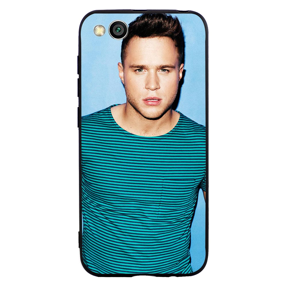 Ultra Thin Olly Murs Phone Cover for Xiaomi Mi 9se Case 9 8 Lite Redmi Note 6 Pro 4X A2 A1 4A 5 Plus 5A Prime 6A 7 Back in Fitted Cases from Cellphones Telecommunications