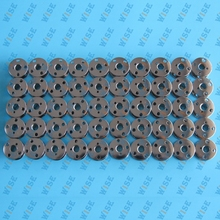 Top Quality Metal Class 66 Sewing Machine Bobbins 172222 50 PCS Singer