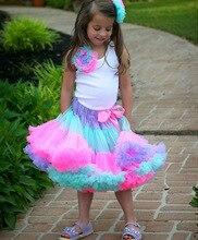 Europe and America New Fashion Family Matching Outfits Women Tutu Camouflage Skirt children Girl Dance Skirt