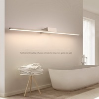 Modern LED mirror front lamps for bathroom makeup wall lamps led vanity toilet wall mounted sconces lighting fixture